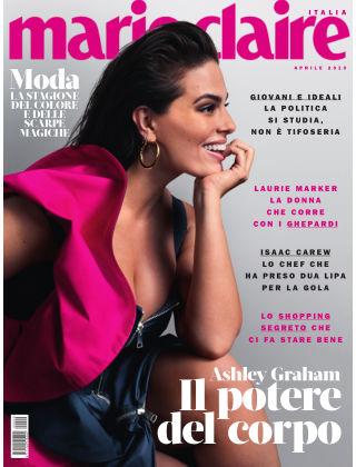 MARIE CLAIRE Italia Aprile-2019