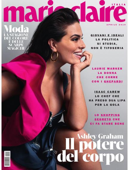 MARIE CLAIRE Italia March 16, 2019 00:00