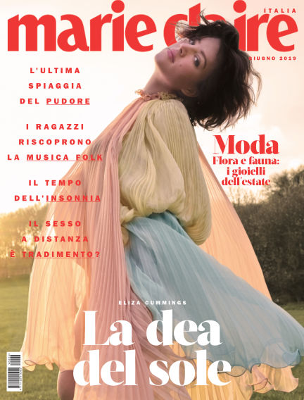 MARIE CLAIRE Italia May 16, 2019 00:00