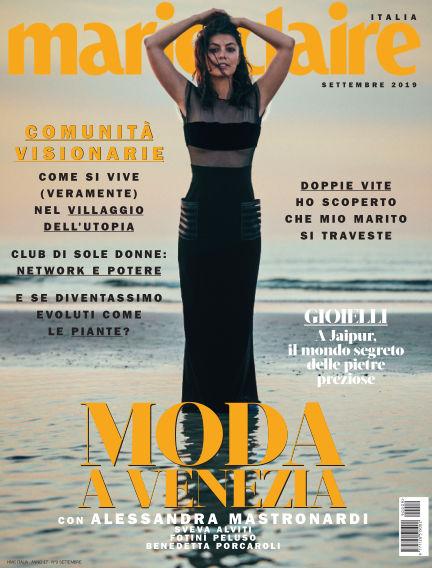 MARIE CLAIRE Italia August 14, 2019 00:00