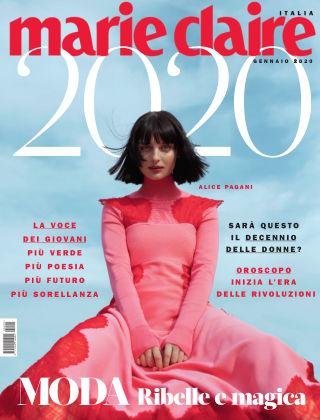MARIE CLAIRE Italia Gennaio-2020