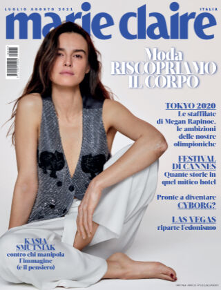MARIE CLAIRE Italia Agosto-2021