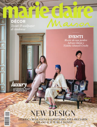 MARIE CLAIRE MAISON Italia Aprile-2019