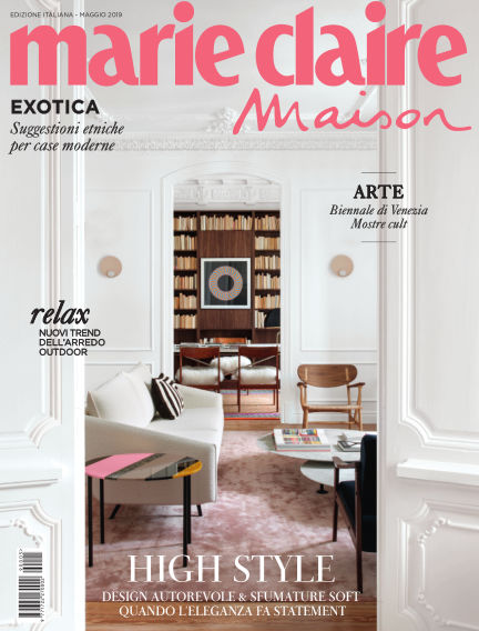 MARIE CLAIRE MAISON Italia May 23, 2019 00:00