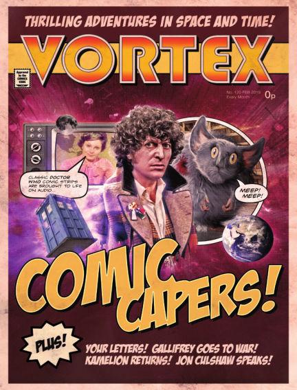 Vortex Magazine February 01, 2019 00:00