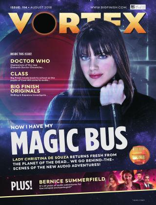 Vortex Magazine August 2018
