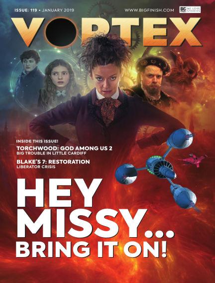 Vortex Magazine January 01, 2019 00:00