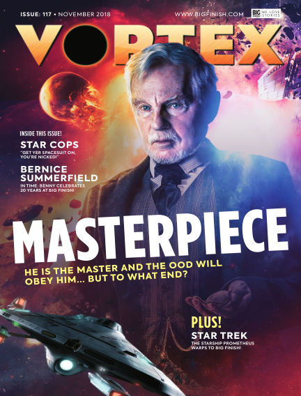 Vortex Magazine November 01, 2018 00:00