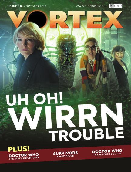 Vortex Magazine October 01, 2018 00:00