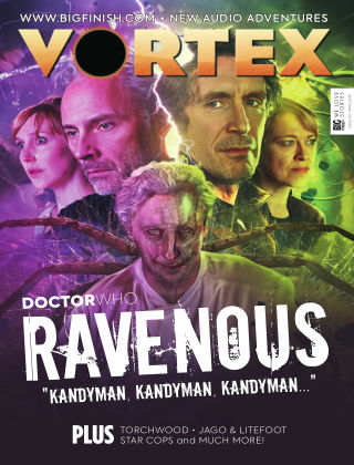 Vortex Magazine April 2018
