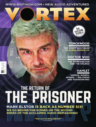 Vortex Magazine August 2017