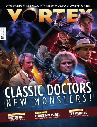 Vortex Magazine July 2016