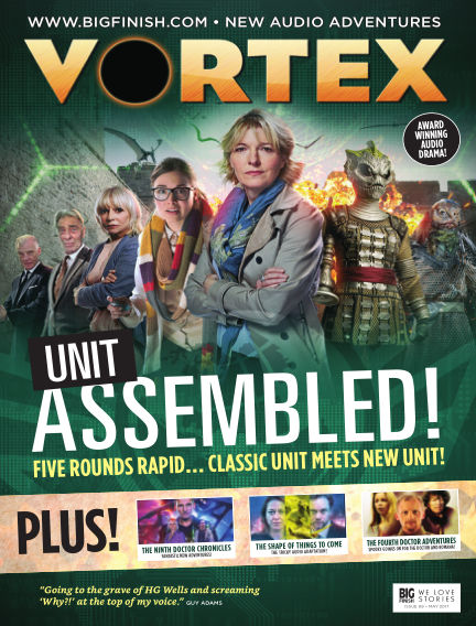 Vortex Magazine May 01, 2017 00:00