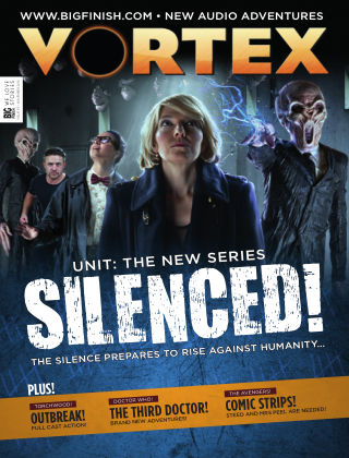 Vortex Magazine November 2016