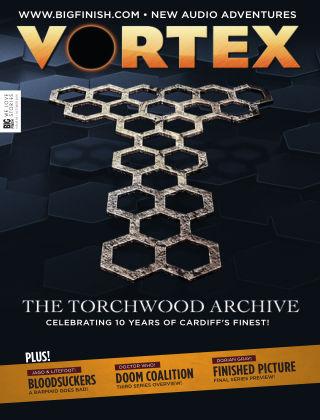 Vortex Magazine October 2016
