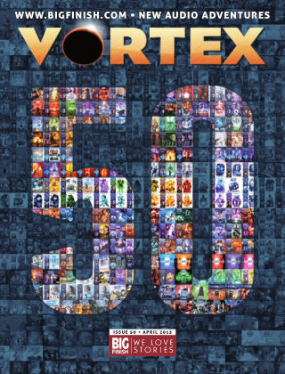 Vortex Magazine April 2013