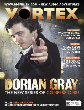 Vortex Magazine August 2013