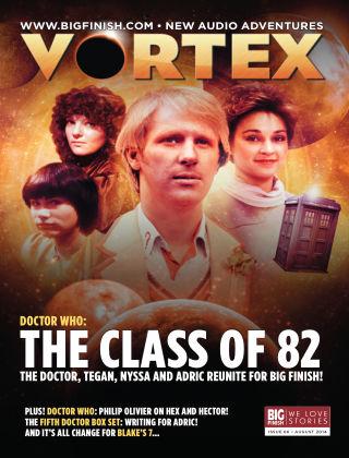 Vortex Magazine August 2014
