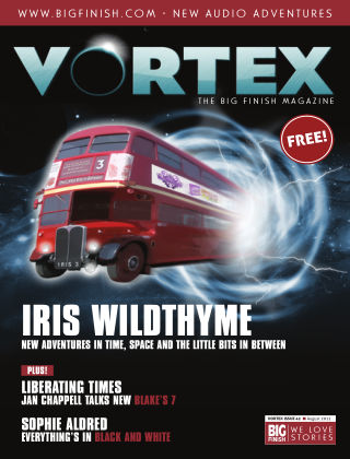 Vortex Magazine August 2012