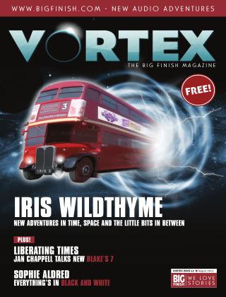 Vortex Magazine August 2012
