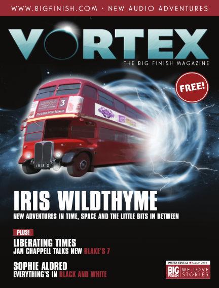 Vortex Magazine August 01, 2012 00:00