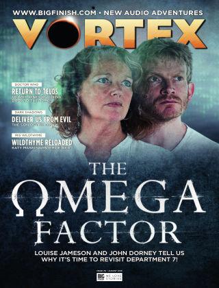 Vortex Magazine August 2015