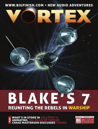 Vortex Magazine February 2013