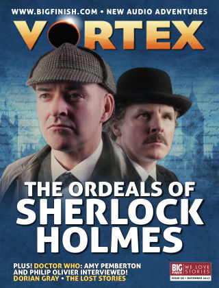 Vortex Magazine December 2013