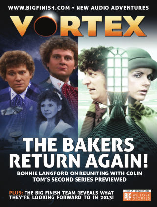 Vortex Magazine January 2013