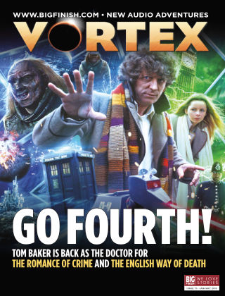 Vortex Magazine January 2015