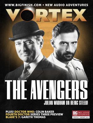 Vortex Magazine January 2014