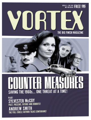 Vortex Magazine July 2012