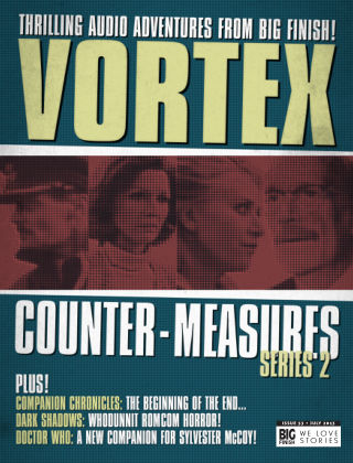 Vortex Magazine July 2013
