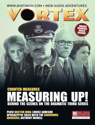 Vortex Magazine July 2014