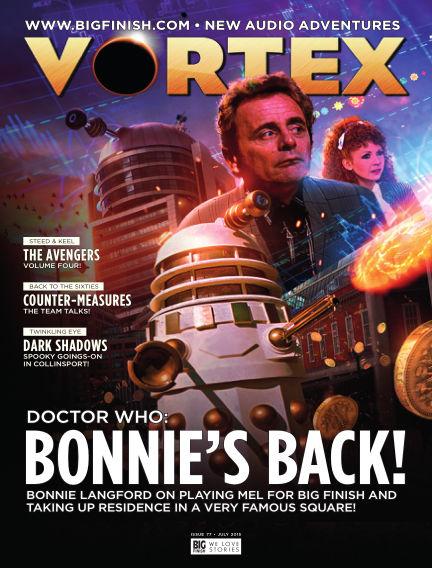 Vortex Magazine July 01, 2015 00:00