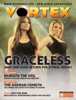Vortex Magazine June 2013