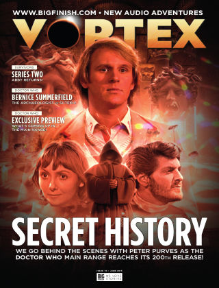 Vortex Magazine June 2015