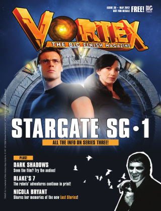Vortex Magazine May 2012