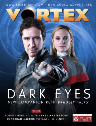 Vortex Magazine November 2012