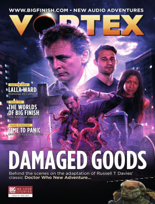 Vortex Magazine May 2015