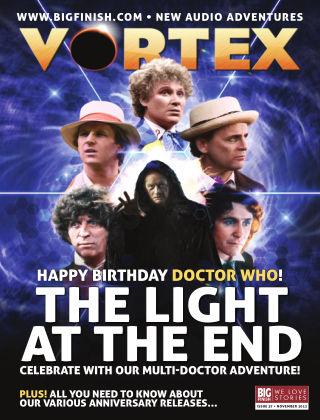 Vortex Magazine November 2013