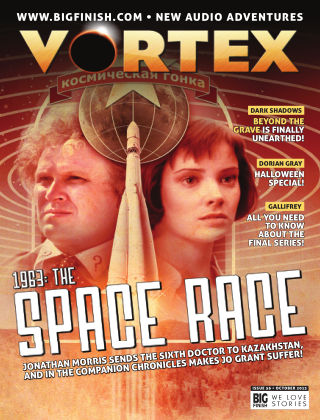 Vortex Magazine October 2013