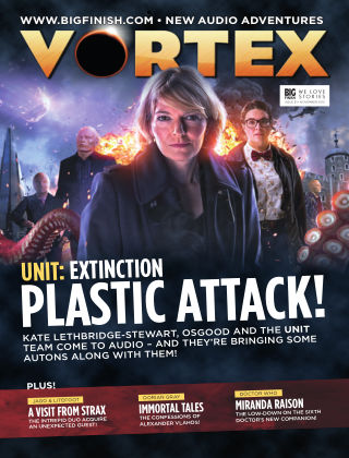 Vortex Magazine November 2015