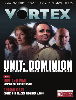 Vortex Magazine October 2012