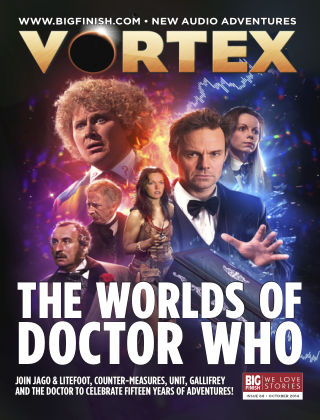 Vortex Magazine October 2014