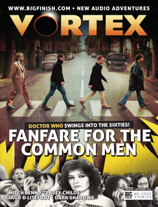 Vortex Magazine September 2013