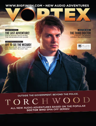 Vortex Magazine September 2015