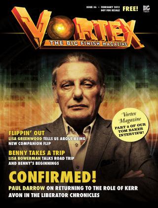Vortex Magazine February 2012