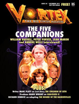 Vortex Magazine December 2011