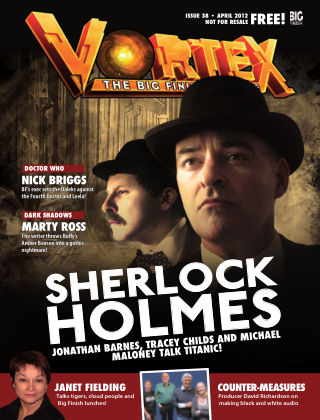 Vortex Magazine April 2012
